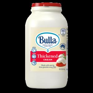 Bulla thickened cream 600ml